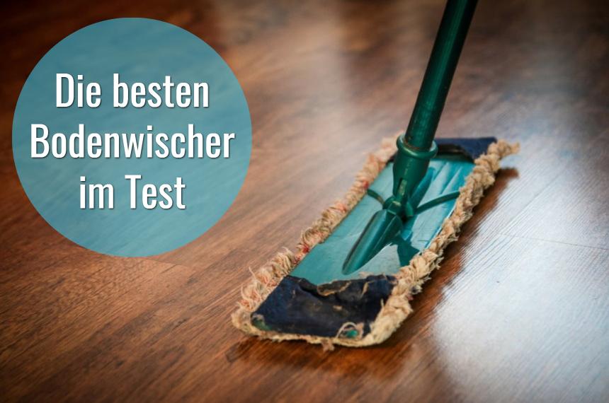bester bodenwischer test